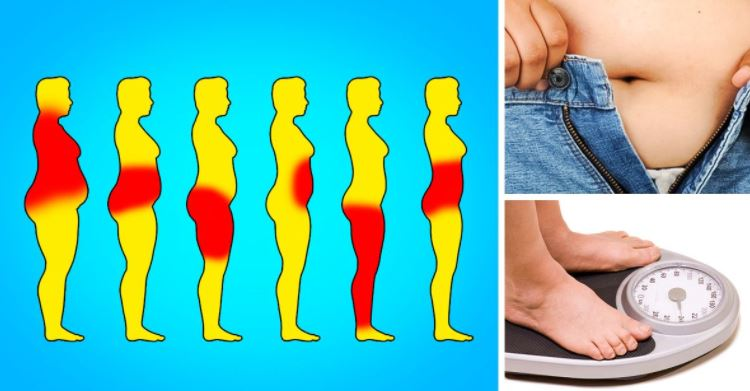 Process of losing extra body weight